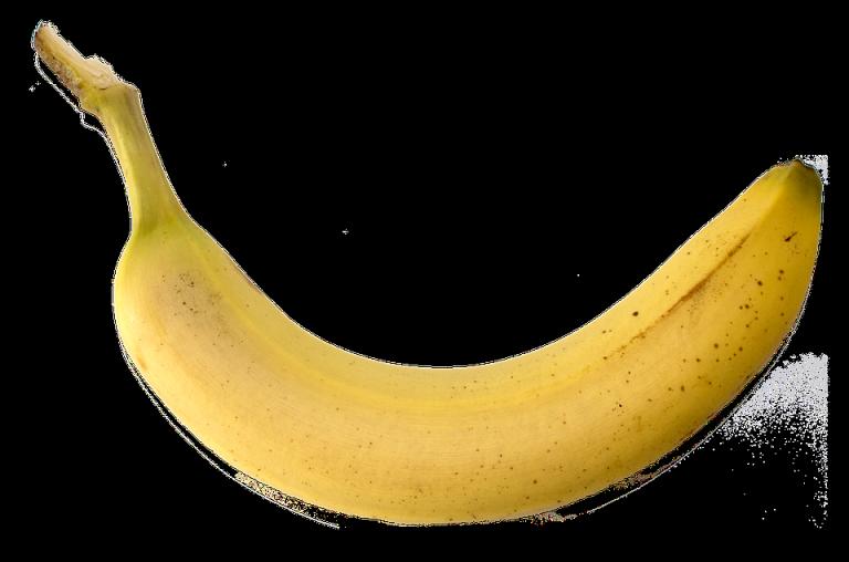 Банан в png