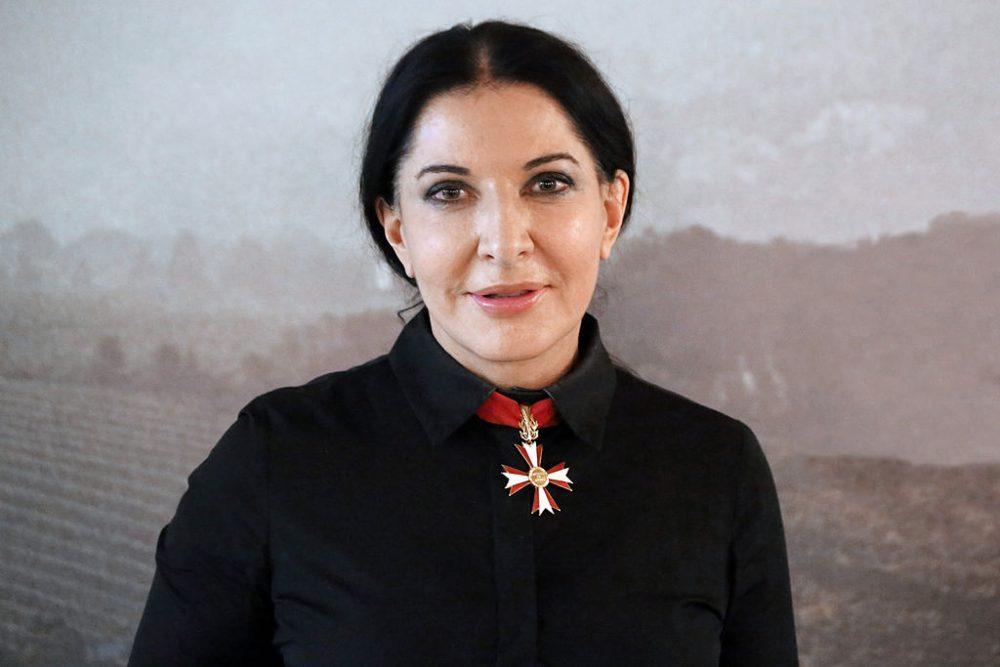 Марина Абрамович - «бабушка мирового перформанса»