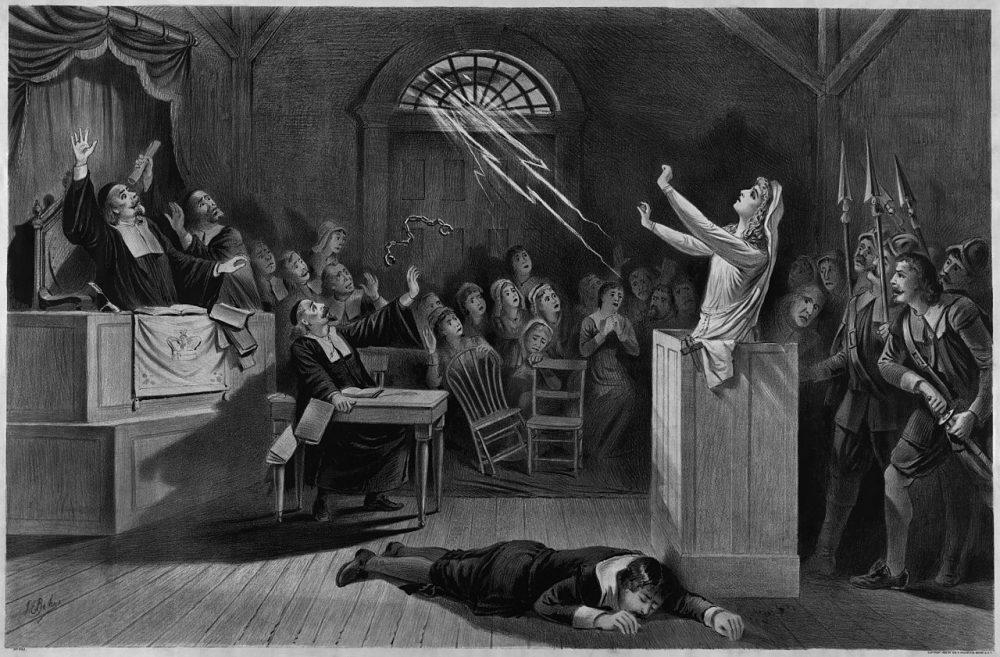 Ведьмы, нимфоманки: как их раньше лечили