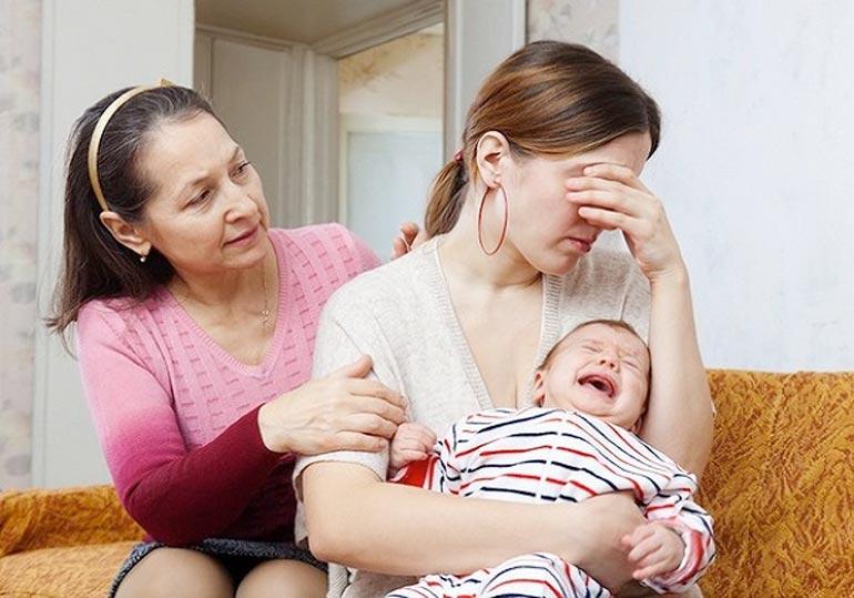Что происходит с психикой женщины после родов