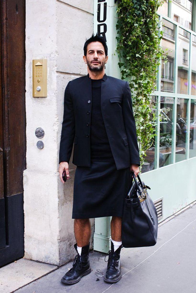Почему на западе мужчины ходят в юбках
