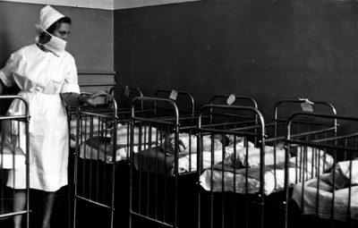 Больница СССР