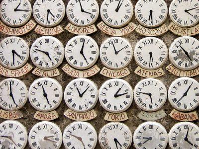 Часовые пояса