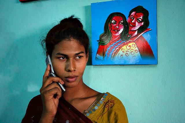 Третий пол в Индии