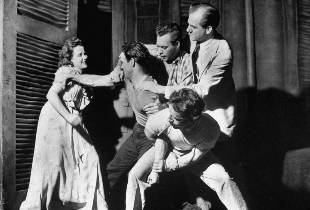 the victims in the play a streetcar named desire