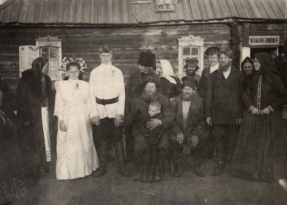 Свадьба крестьян