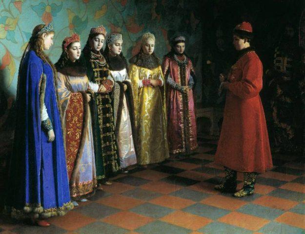 Мода Руси
