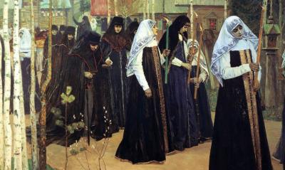 Вдовы на Руси