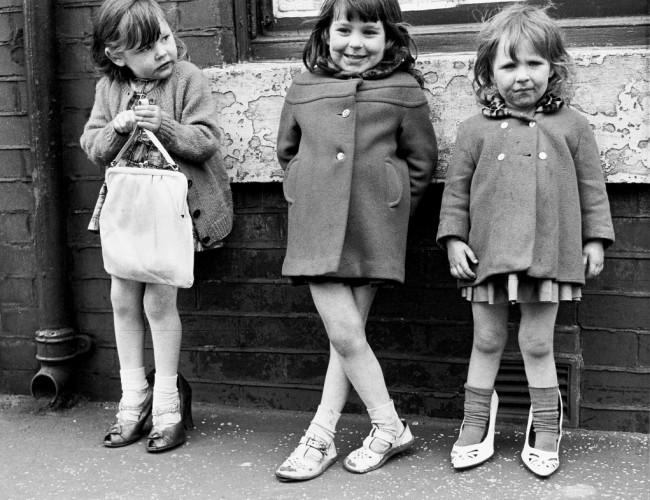 Девочки на каблуках