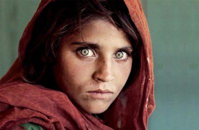 ДЕвочка с красивыми глазами