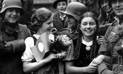 Женщины немецких солдат