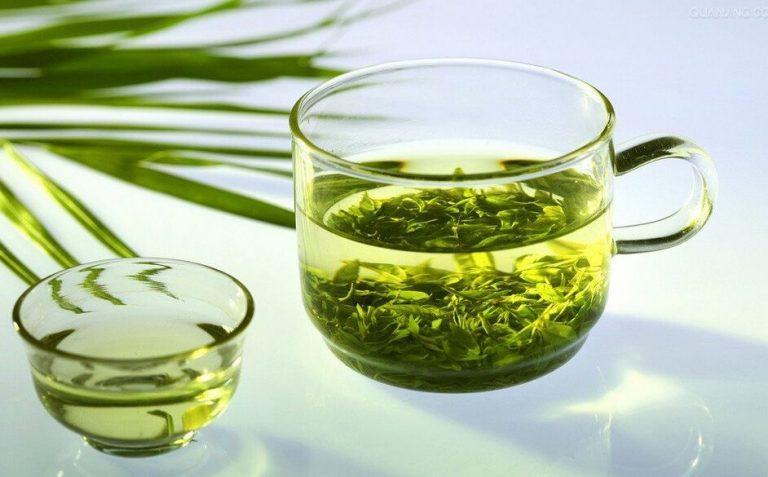 Зеленый чай для понижения кортизола
