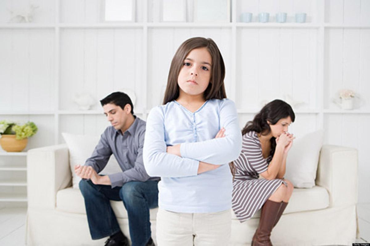 ними развод когда есть несовершеннолетние дети и раздел имущества был создан