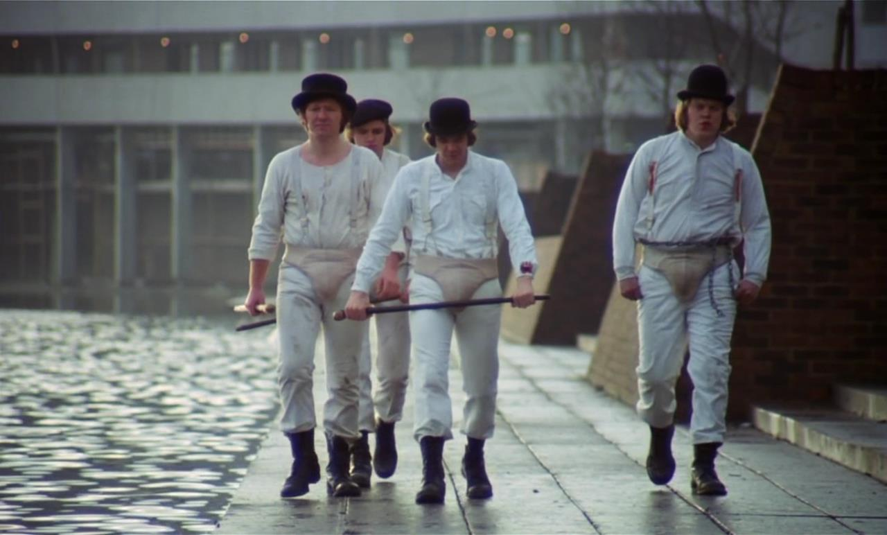 kubricks a clockwork orange essays Free college essay a clockwork orange : chosen evil vs stanley kubrick contributed to his international fame, with a 1971 film adaptation of the novel.
