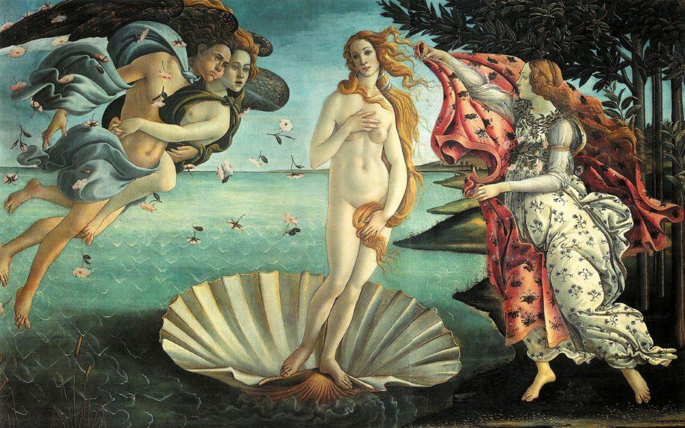 Жрицы богинь любви: какую роль они играли