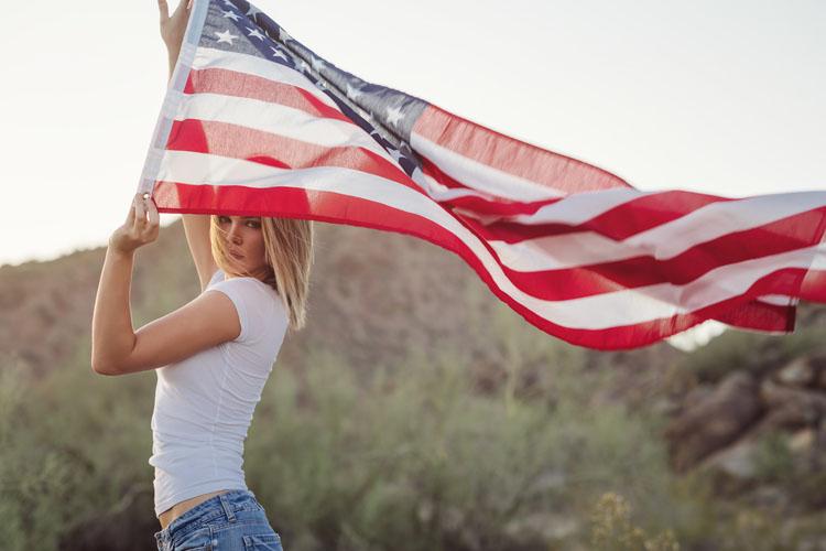 Американские Барышни В Возрасте